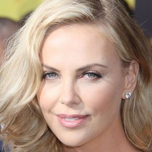 Movie Actress –  Charlize Theron