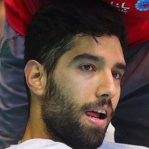 Volleyball Player |  Seyed Mohamad Mousavi