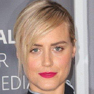 TV Actress Taylor Schilling