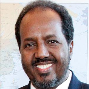 Hassan Sheik Mohamud | World Leader