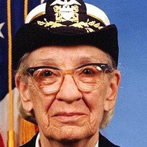 Grace Hopper | Computer Scientist